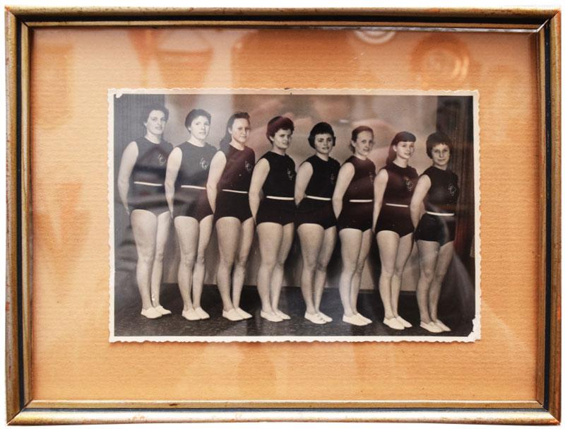 Turnmannschaft der Damen